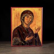 """Theotokos """"Supplication"""" (Sinai) Icon - T120"""