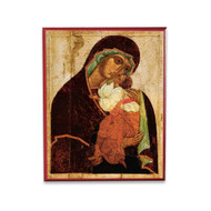 "Theotokos ""Tenderness"" (XVc) Icon - T128"