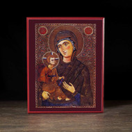 "Theotokos ""the Guide"" (Sinai) Icon - T132"