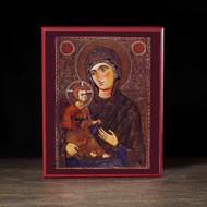 """Theotokos """"the Guide"""" (Sinai) Icon - T132"""