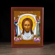 "Christ ""Holy Face"" (Saint Petersburg) Icon - X107"