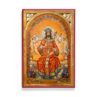 Christ Enthroned Icon - X121