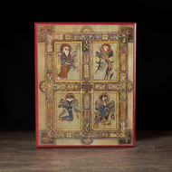 Four Evangelists (Illumination) Icon - S129