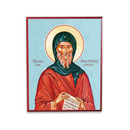 Saint Anthony the Great (Koufos) Icon - S154