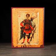 Saint Demetius (XIVc) Icon - S158