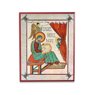 Apostle Matthew (Illumination) Icon - S177