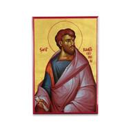 Apostle Bartholomew (Clark) Icon - S241