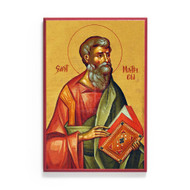 Apostle Matthew (Clark) Icon - S243