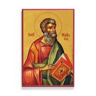 Apostle Matthew (Clark) Icon - S243