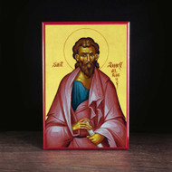 Apostle James Alphaeus (Clark) Icon - S244