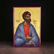 Apostle Matthias (Clark) Icon - S250