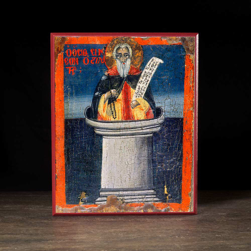 Icon of St. Simeon the Stylite