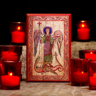 EXCLUSIVE - Archangel Michael Armenian Icon