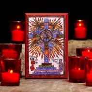 EXCLUSIVE - Crucifixion Armenian Icon