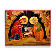 Church of the Nativity Icon - F315
