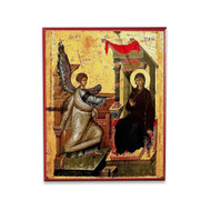 Annunciation (Ohrid) Icon - F101