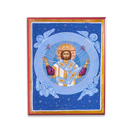 Christ Pantocrator, King of the Universe Icon - X134