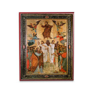 Ascension of Christ Icon - F107