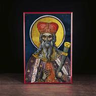 Prophet Samuel (Athos) Icon - S286