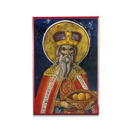 Righteous Melchizedek, King of Salem (Athos) Icon - S287