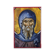 Saint Anthony the Great (Athos) Icon - S290