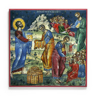 Feeding of the 5000 (Athos) Icon - F231