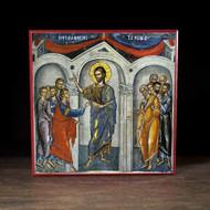 The Touch of Thomas (Antipascha) (Athos) Icon - F232