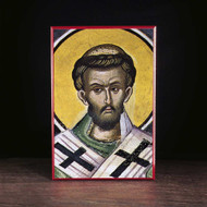 Eleutherius of Illyricum (Athos) Icon - S297