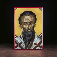 Clement of Ancyra (Athos) Icon - S299