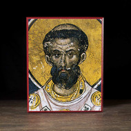 Mocius of Amphipolis (Athos) Icon - S304
