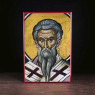 Abercius of Hierapolis (Athos) Icon - S307
