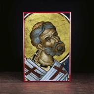 Peter of Alexandria (Athos) Icon - S309
