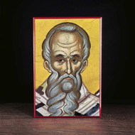 Gregory of Agrigentum (Athos) Icon - S321