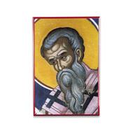 Ignatius of Antioch (Athos) Icon - S323