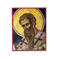 Basil the Great (Athos) Icon - S331