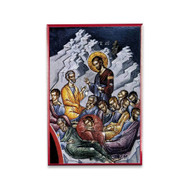 The Disciples in the Garden (Athos) Icon - F253