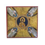Christ Upborne by the Angels (Mosaic) Icon - X139