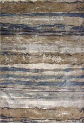 KAS Provence 8603 Ivory Blue Landscape
