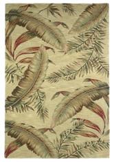 KAS Sparta 3124 Ivory Ferns