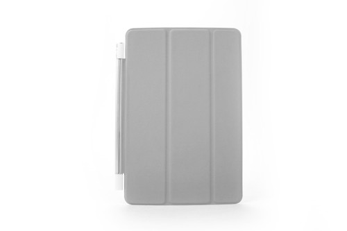 iPad Mini 3 Magnetic Smart Cover Gray