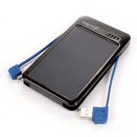 Solar Charger Battery 4000mAh