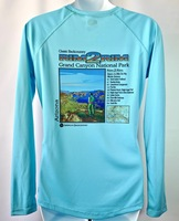 Grand Canyon National Park Women's Rim 2 Rim Long-Sleeved Shirt