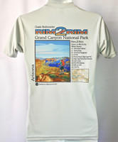 Grand Canyon National Park Men's Rim 2 Rim Shirt