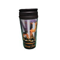 Grand Canyon Mule Silhouette Tumbler
