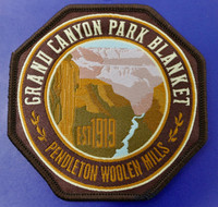 Pendleton Grand Canyon Park Blanket Patch