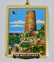 Christmas Ornament Desert View Watchtower