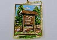 Christmas Ornament Yavapai Lodge