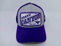 Grand Canyon Mesh Baseball Hat Purple