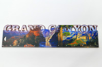 Grand Canyon Die-Cut Souvenir Ruler