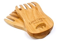 Grand Canyon Bear Claw Pasta Servers
